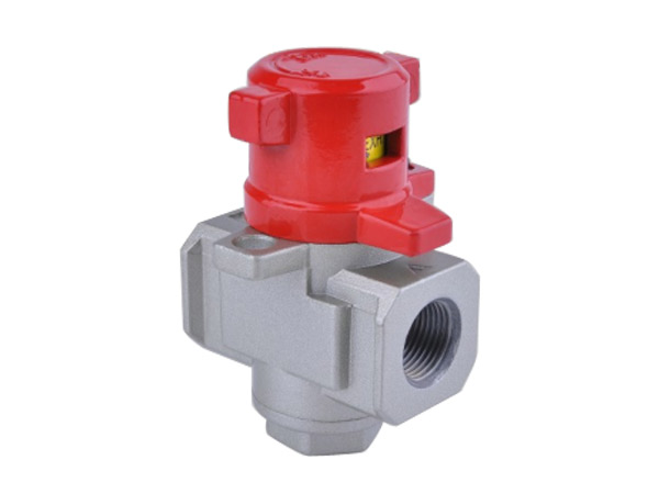EVSH Series 3/2 way check valve