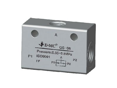 QS Series Shuttle Valves